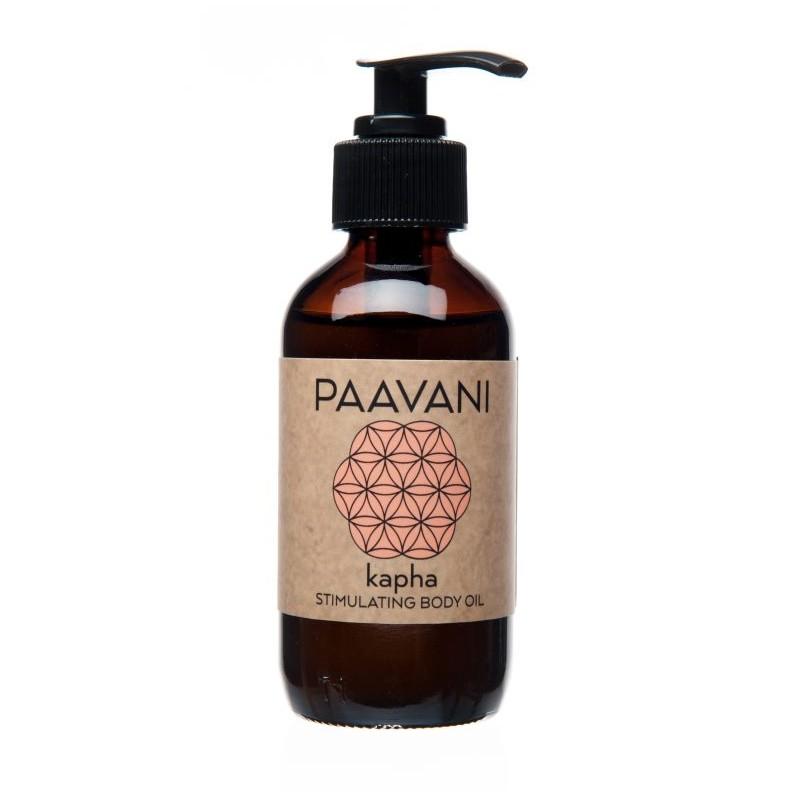 PAAVANI AYURVEDA kapha活力身體護膚油