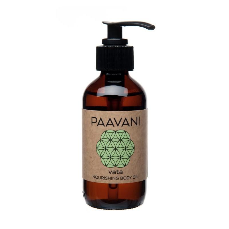 PAAVANI AYURVEDA vata滋潤身體護膚油